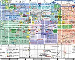 map of new york city with tourist attractions visitor basics transportation discoverphl