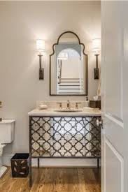 Hudson Valley Wall Sconce Mediterranean Powder Room With Hudson Valley Colton 17