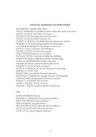 Chemist Resume Front Matter Integrated Computational Materials Engineering A
