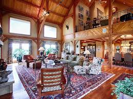 homes interiors element timber frame interior photos