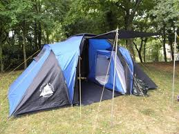 toile de tente deux chambres