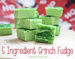 Christmas Candy Craft - 25 grinch crafts and cute treats