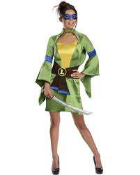 leonardo ninja turtle halloween costume cl61 womens tmnt geisha costume teenage mutant ninja turtles