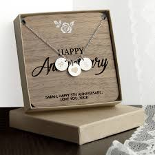 5th anniversary gift ideas wedding gift 5th year wedding anniversary gift ideas for