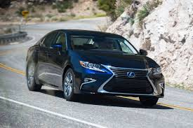 lexus es update 2017 lexus es 300h pricing for sale edmunds