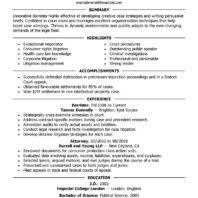 Litigation Attorney Resume Sample by Example Business Consulting Associate And Core Competencies