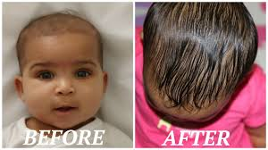 hairstyles to will increase hair growth how to grow your babies hair back fast youtube