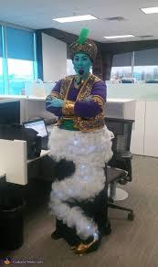 Genie Halloween Costume Creative Diy Genie Costume