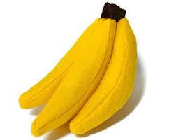 felt banana etsy