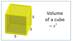 volume formulas examples solutions games worksheets videos