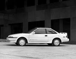 Toyota Corolla 1989 Toyota Corolla Gt S Sport Coupe Ae92 U00271988 U201391