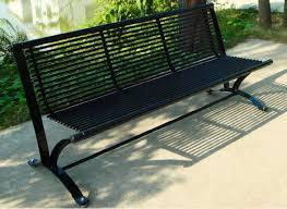 bench charlton home fulmer steel park bench chlh stunning steel