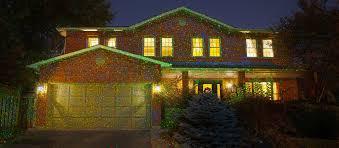 Landscape Laser Lights Ourdoor Indoor Remote Controllable Rgb Laser Christmas Decoration