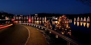 5 southern christmas light displays you can u0027t miss