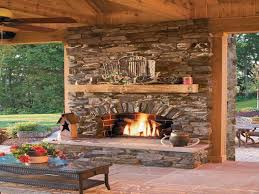 patios with fireplaces outdoor stone patio with fireplace stone