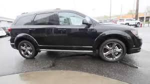 Dodge Journey Black - 2015 dodge journey crossroad pitch black clearcoat ft506904