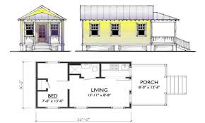 Micro House Floor Plans Small Tiny House Plans Small Guest House Floor Plans Lrg Simple