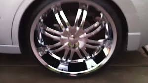 nissan altima 2005 tire size nissan altima on 22s clean youtube