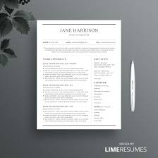 pages resume templates free pages resume template for mac