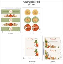 cupcake decorations for thanksgiving free thanksgiving printables from wcc designs catch my party