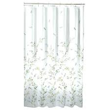 Dragonfly Shower Curtains Washable Shower Curtains A Floral Dragonfly Polyester Machine