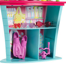 barbie life in the dreamhouse the amaze chase dolls and tiki hut