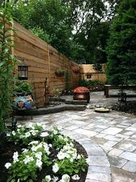 Landscaping Ideas For Backyard Privacy Landscape A Small Backyard 6 Great Tips And Ideas To Create