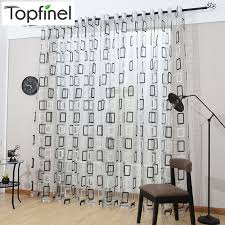 Modern Curtains For Kitchen by Online Get Cheap Cafe Curtains Kitchen Aliexpress Com Alibaba Group