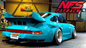 rwb porsche background need for speed payback porsche 911 carrera rwb drift build