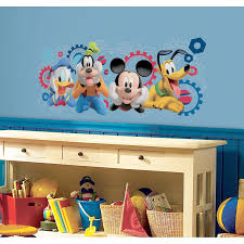 mickey mouse clubhouse wall art amazon com roommates