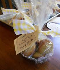 gifts from the kitchen ideas chocolate banana mini muffins for bake sale girls group