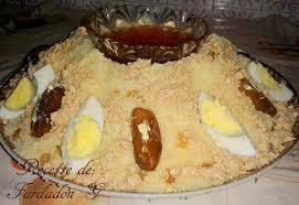 cuisine alg ienne couscous seffa a la halwa turc recette couscous cuisine algérienne et