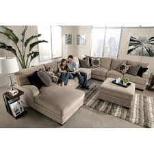 radley 5 piece fabric chaise sectional sofa signature design ashley katisha platinum 5 piece sectional intended