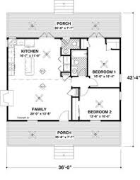 cape house floor plans 26 x 40 cape house plans second units rental guest house