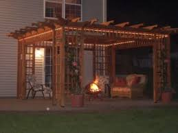 Gazebo Or Pergola by About Pergolas And Gazebos