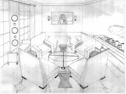 beautiful room hand skecth and drawing bedroom kahode home