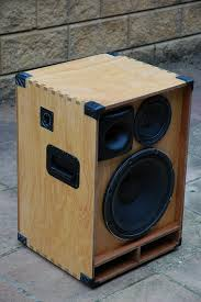 low down sound bass cabinets fearful build