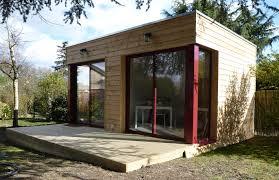 bureau ossature bois un bureau atelier indépendant la maison bois par maisons bois com