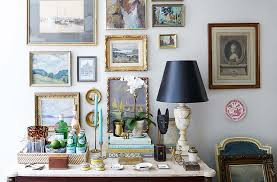 one kings lane home decor a very chic blogger s uptown pad