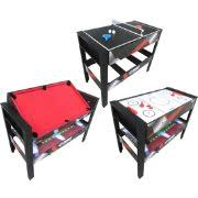 4 in one game table triumph 48 4 in 1 rotating game table s sporting goods