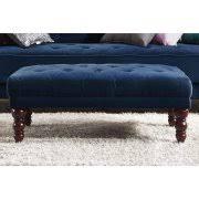 novogratz vintage tufted ottoman mutliple colors walmart com