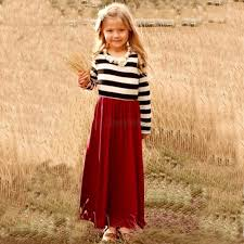 mother u0026 daughter boho stripe maxi dress mommy me kid matching