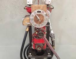 pompe essence vintage ancienne pompe essence satam