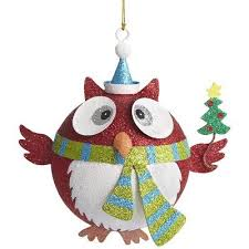 Pier One Christmas Ornaments - 30 best owl christmas tree ornaments images on pinterest owl