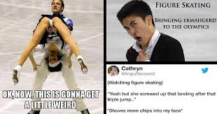 Figure Skating Memes - 25 olympic figure skating memes and things that deserve the gold
