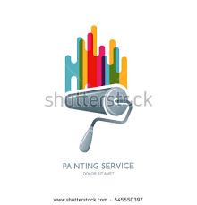 Home Decoration Logo Paintbrush Logo Stock Images Royalty Free Images U0026 Vectors