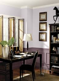 purple home office ideas layered purple home office paint