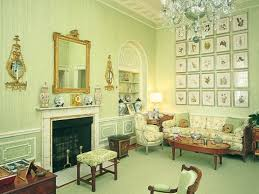 Jackie Kennedy White House Restoration Here U0027s What The White House Looked Like When Nancy Reagan Lived