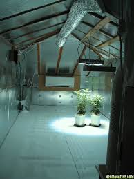 Sealed Grow Room Design