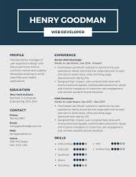 Geologist Resume Template Make An Enduring First Impression On Hirers With A Bold And